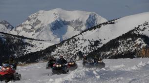 Motoneige-Aneto-Snowmobile excursions in Cerler near Aneto-4