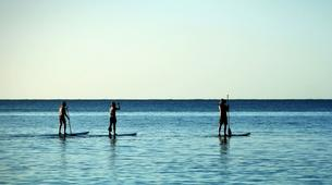 Stand up Paddle-Santorini-Stand Up Paddle rental on Perivolos Beach, Santorini-1