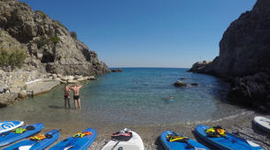 Stand up Paddle-Rhodes-Stand up paddling excursion in Rhodes-6