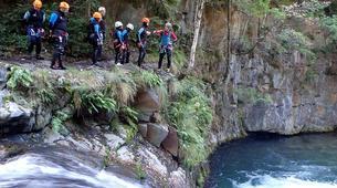Canyoning-Ariege-Canyon de l'Argensou Inférieur en Ariège-2