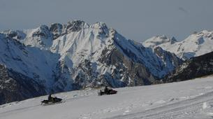 Motoneige-Aneto-Snowmobile excursions in Cerler near Aneto-5