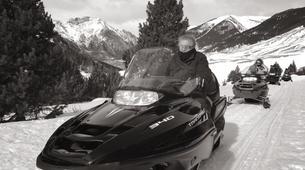 Motoneige-Aneto-Snowmobile excursions in Cerler near Aneto-3