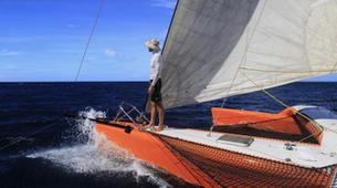 Sailing-Fort-de-France-Sailing excursions in Martinique-1