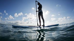 Stand up Paddle-Santorini-Stand Up Paddle rental on Perivolos Beach, Santorini-2