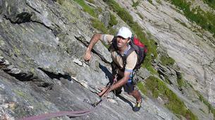 Alpinisme-Ariege-Journée Alpinisme sur la Dent d'Orlu en Ariège-1
