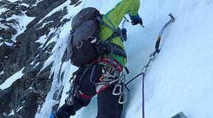 Ice Climbing-Großglockner-Intermediate ice climbing course in Tauer near Lienz-2