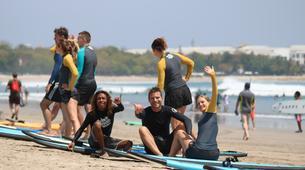 Surfing-Canggu-Surfing course on Kuta Beach in Bali-2