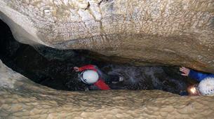 Spéléologie-Ariege-Spéléologie dans la Grotte de Siech en Ariège-1