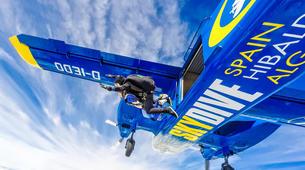 Skydiving-Hull-Tandem skydive over Hibaldstow near Hull-2