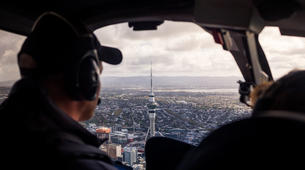 Helicopter tours-Auckland-Raglan Surf and Heli Tour, Auckland-3