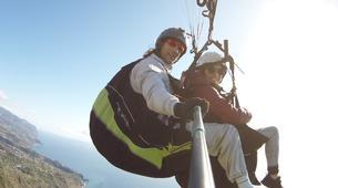 Paragliding-Calabria-Tandem paragliding in Bagnara Calabra-3