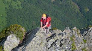 Alpinisme-Ariege-Journée Alpinisme sur la Dent d'Orlu en Ariège-2