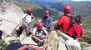 Via Ferrata-Andorre-Via Ferrata Bony d'Envalira en Andorre-3