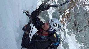 Ice Climbing-Großglockner-Guided ice climbing trips in Ahrntal from Lienz-2