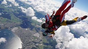 Parachutisme-Taupo-Tandem Skydive in Taupo, New Zealand-4