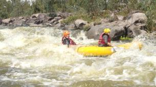Rafting-Johannesburg-Whitewater rafting on the Vaal river near Johannesburg-3