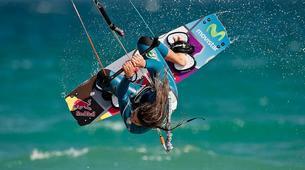 Kitesurfing-La Caletta-Advanced kitesurfing course in La Caletta, Sardinia-4