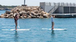 Stand up Paddle-Mallorca-SUP excursion and rentals near Palma de Mallorca-2