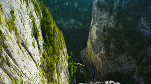 Hiking / Trekking-Carpathian Mountains-Hiking in the Bicaz Gorges, Romania-2