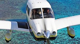 Vols Panoramiques-Tahiti-Initiation au pilotage d'avion à Tahiti-2