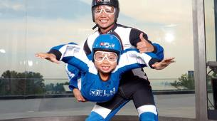 Indoor skydiving-Singapore-First indoor skydive in Singapore-2