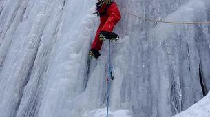 Ice Climbing-Großglockner-Guided ice climbing trips in Ahrntal from Lienz-3