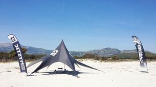 Kitesurfing-La Caletta-Advanced kitesurfing course in La Caletta, Sardinia-5