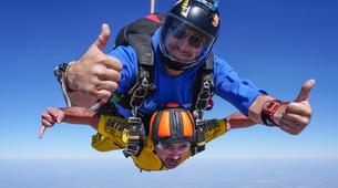 Skydiving-Seville-Tandem Skydive from 3100m in Seville-6