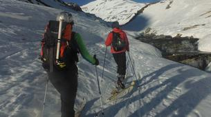 Ski Hors-piste-Núria-Ski touring in Vallter 2000 near Nuria-5