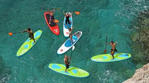 Stand up Paddle-Nice-SUP excursion in Cap Martin near Nice-3