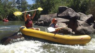 Rafting-Johannesburg-Whitewater rafting on the Vaal river near Johannesburg-2