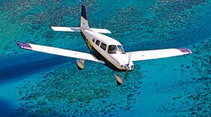Vols Panoramiques-Tahiti-Initiation au pilotage d'avion à Tahiti-1