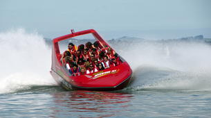 Jet Boating-Auckland-Waitemata Harbour jet boat excursion, Auckland-1