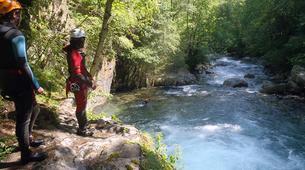Canyoning-Ariege-Canyon de l'Argensou Inférieur en Ariège-6