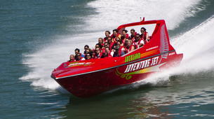 Jet Boating-Auckland-Waitemata Harbour jet boat excursion, Auckland-2