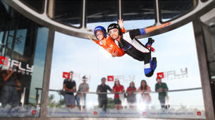 Indoor skydiving-Singapore-First indoor skydive in Singapore-1