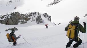 Ski Hors-piste-Núria-Ski touring in Vallter 2000 near Nuria-6