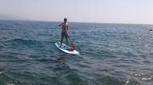 Stand up Paddle-Nice-SUP excursion in Cap Martin near Nice-2