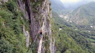 Via Ferrata-Ariege-Via Ferrata du Vicdessos en Ariège-4