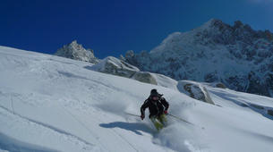 Backcountry Skiing-Courmayeur-Backcountry skiing day trip in Courmayeur-4