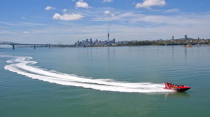 Jet Boating-Auckland-Waitemata Harbour jet boat excursion, Auckland-5