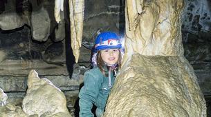 Spéléologie-Ariege-Spéléologie dans la Grotte de Siech en Ariège-2