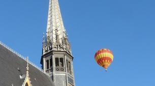 Montgolfière-Dijon-Vol en Montgolfière autour de Dijon, Bourgogne-3