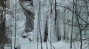 Ice Climbing-Nuria-Ice climbing initiation in Setcases near Nuria-1