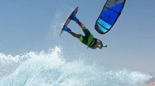 Kitesurfing-La Caletta-Advanced kitesurfing course in La Caletta, Sardinia-2