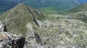 Alpinisme-Ariege-Initiation Alpinisme à l'Arrête des Gentianes, Ariège-3