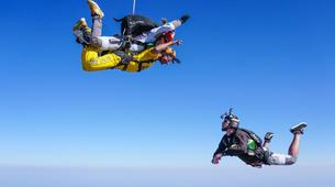 Skydiving-Seville-Tandem Skydive from 3100m in Seville-3