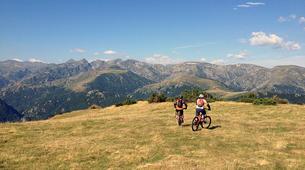 VTT-Ariege-Descente en VTT sur le Plateau de Beille en Ariège-2