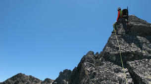 Alpinisme-Ariege-Initiation Alpinisme à l'Arrête des Gentianes, Ariège-2