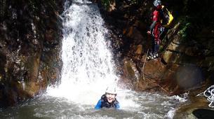 Canyoning-Ariege-Canyon de l'Argensou Inférieur en Ariège-4